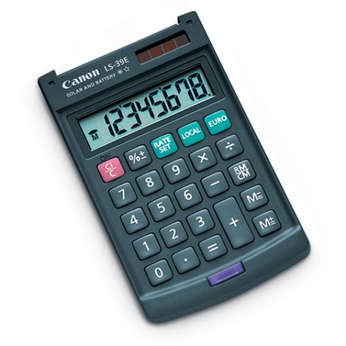 Calculator De Birou Canon Ls-39e  8 Digit  Dual Power