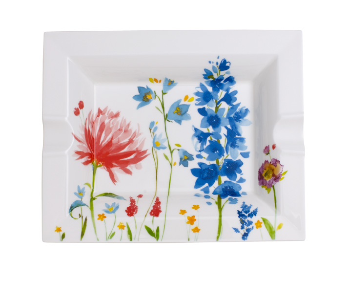 Scrumiera Villeroy & Boch Anmut Flowers Gifts 17x21cm