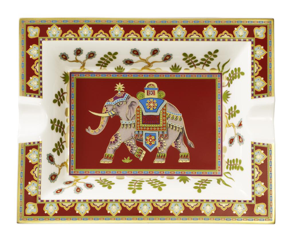 Scrumiera Villeroy & Boch Samarkand Rubin Gifts 17x21cm