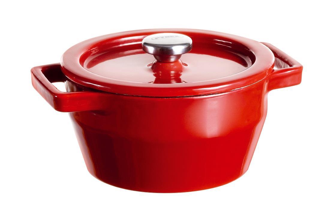 Cratita Fonta Cu Capac Fissler Slow Cook 3 6 Litri  Inductie
