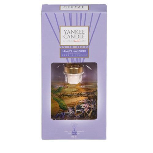 Difuzor Parfum Camera Yankee Candle Reed Diffuser Lemon Lavender