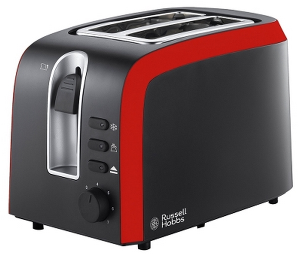 Prajitor de paine Russell Hobbs Desire 19610-56 Black-Red