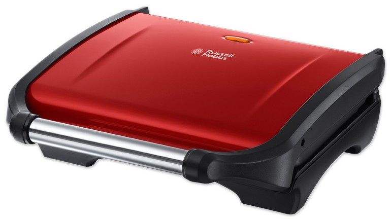 Gratar Electric Russell Hobbs Colours 19921-56 1600w Flame Red