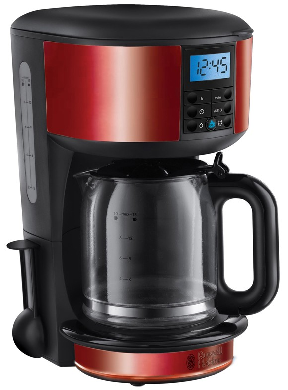Cafetiera Russell Hobbs Legacy 20682-56 1.25 Litri  Timer  Rosu