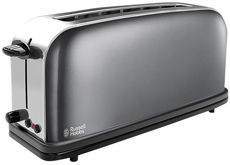 Prajitor de paine Russell Hobbs Long Slot 21392-56 Storm Grey