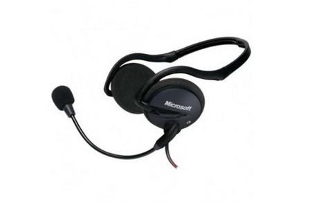 Casti Cu Microfon Microsoft Lifechat Lx-2000 Black  2aa-00009