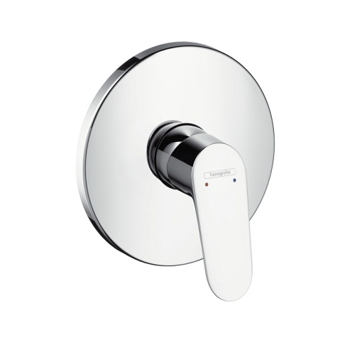 Baterie dus Hansgrohe Focus finish chrome