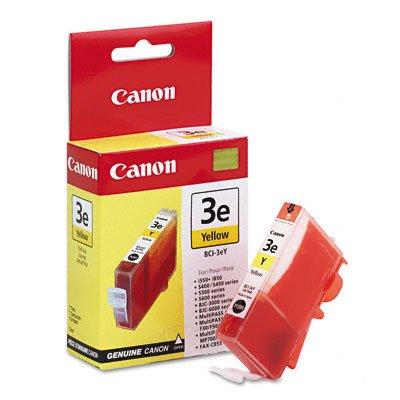 Consumabil Cerneala Canon Bci-3e Yellow