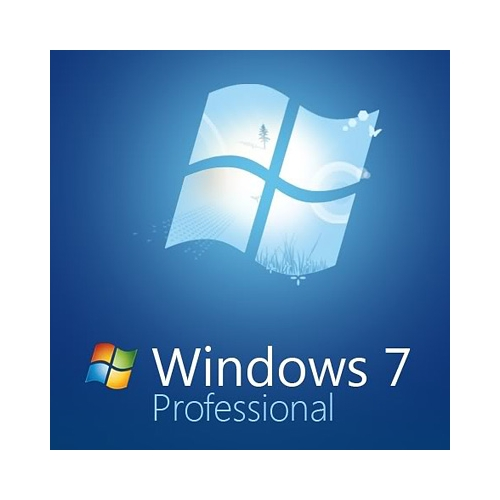 Microsoft Windows 7 Professional Sp1 32/64bit English Ggk - Legalization