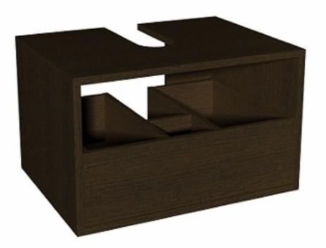Dulap Baza Kolo Domino 60 X 37 X 48 5 Cm Wenge
