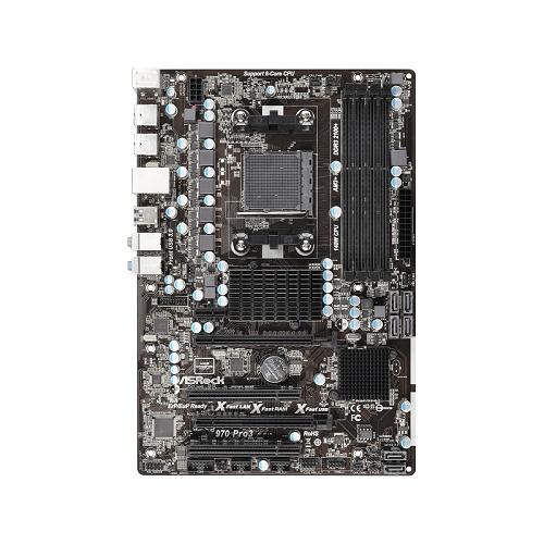 Placa De Baza Asrock 970-pro3-r2.0 Amd 970 + Sb950 Socket Am3/am3+