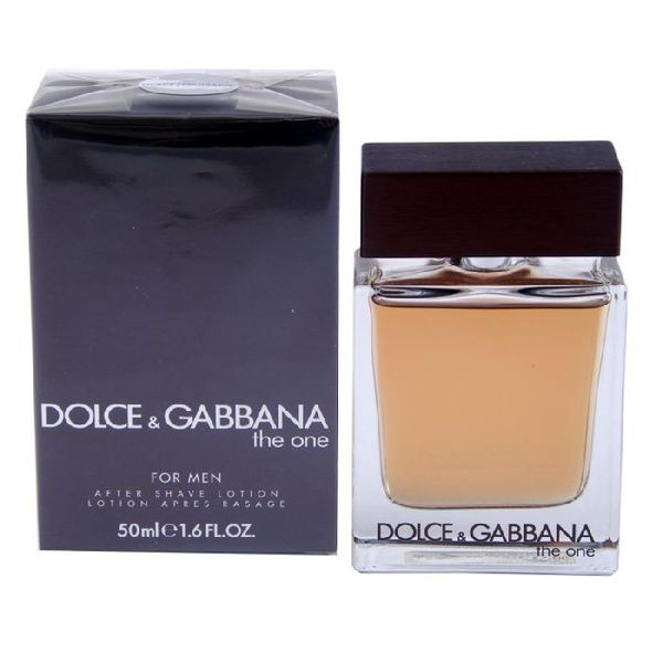 Aftershave Dolce & Gabbana The One Man 50ml