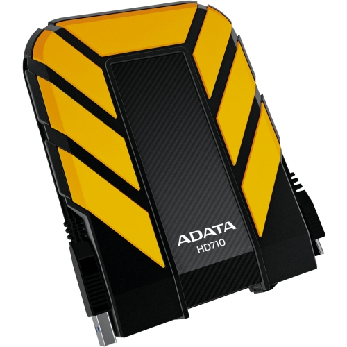 Hdd Extern Adata Hd710 1tb Usb3.0  2.5 Waterproof/shock-resistant  Yellow