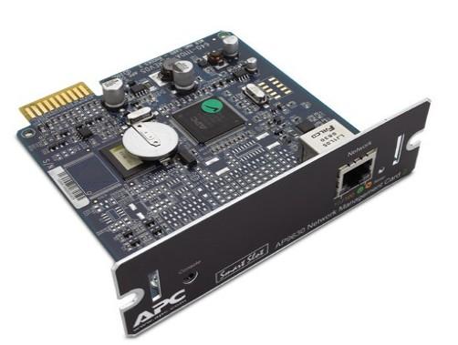 Ups Network Management Card 2 Apc Apap9631 With Environmental Monitoring