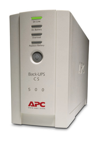 Ups Apc  Back-ups Cs 500va  230v