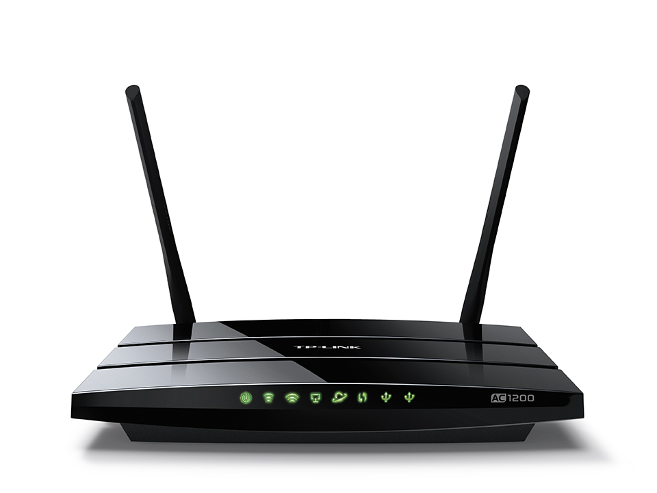 Router Wireless Tp-link Archer C5 Ac1200 Dual Band Gigabit
