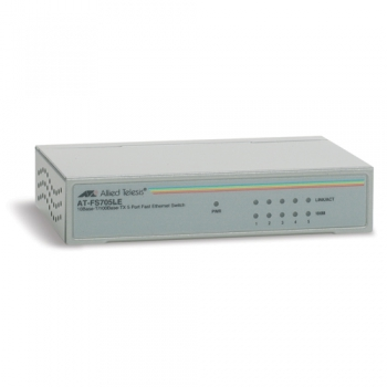 Switch Allied Telesis 5 Port At-fs705le-50