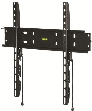 Suport De Perete Barkan 12 - 56 Fix  Black  Max. 50kg