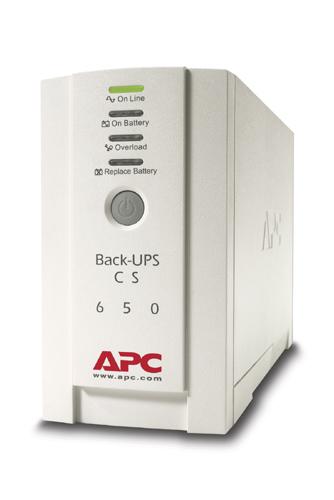 Ups Apc  Back-ups Cs 650va  230v