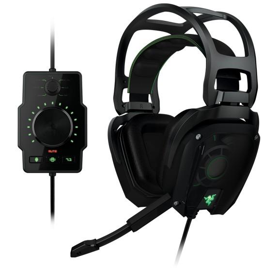 Casti Gaming Razer Tiamat Expert 7.1 Surround  Cu Microfon