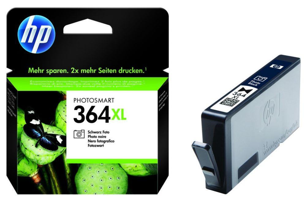 Consumabil Cerneala Hp 364xl Photo Black Ink Cartridge
