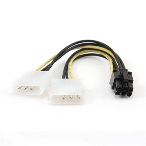 Cablu Gembird Cc-psu-6 Alimentare Pentru Vga Card Pci-e