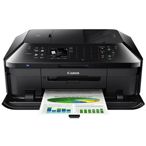 Multifunctional Cu Jet Canon Pixma Mx925 A4 Print  Copy  Scan  Fax  Ethernet  Wifi