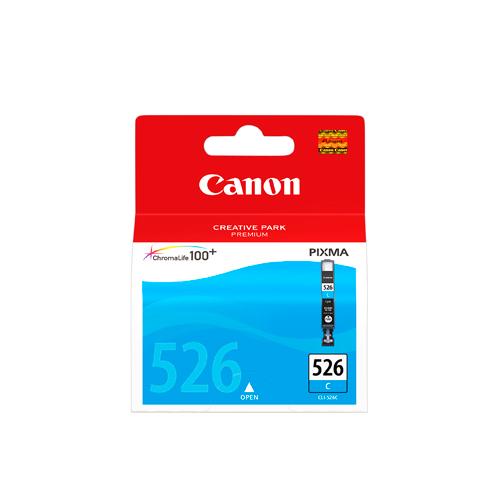 Consumabil Cerneala Canon Cli-526 Cyan