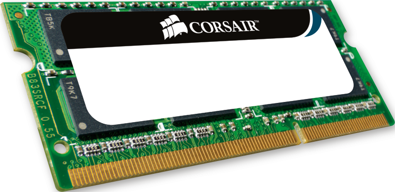 Memorie Corsair So-dimm 8gb Ddr3 1333mhz Cl9