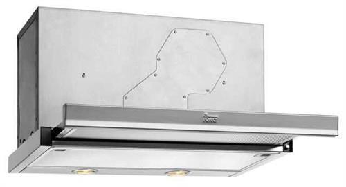 Hota Telescopica Incorporabila Teka Cnl1 3000 Hp  60 Cm  555 Mc/h  2 Motoare  Inox