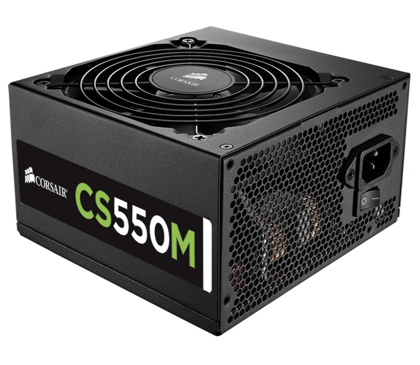 Sursa Corsair Cs Series Modular Cs550m 550w