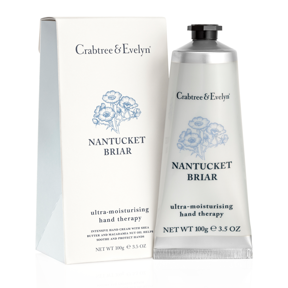 Crema De Maini Crabtree & Evelyn Nantucket Briar Hand Therapy 100g