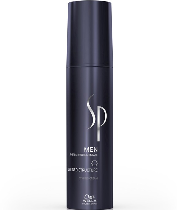 Crema Styling Wella Professionals Sp Men Defined Structure 100ml