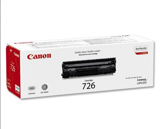 Consumabil Laser Canon Toner Cartridge Crg726