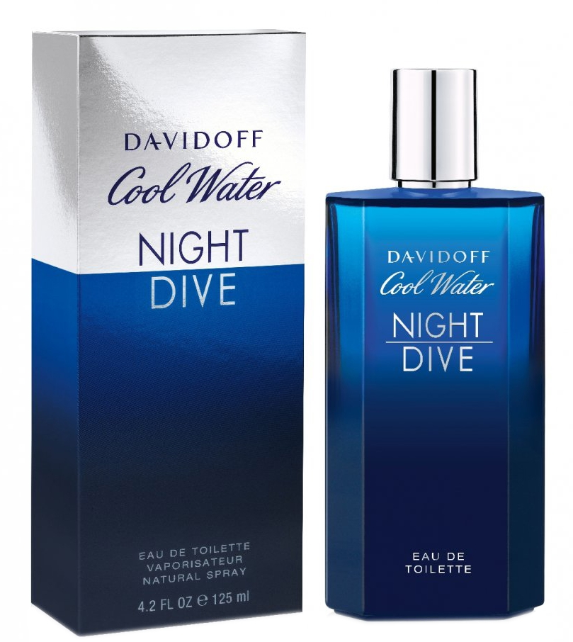 Davidoff Coolwater Night Dive Eau De Toilette Pent