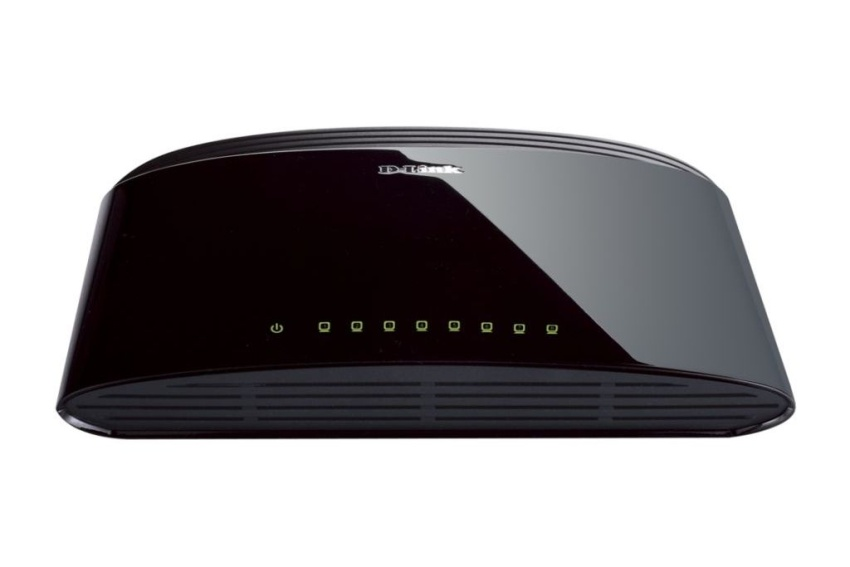 Switch D-link Des-1008d
