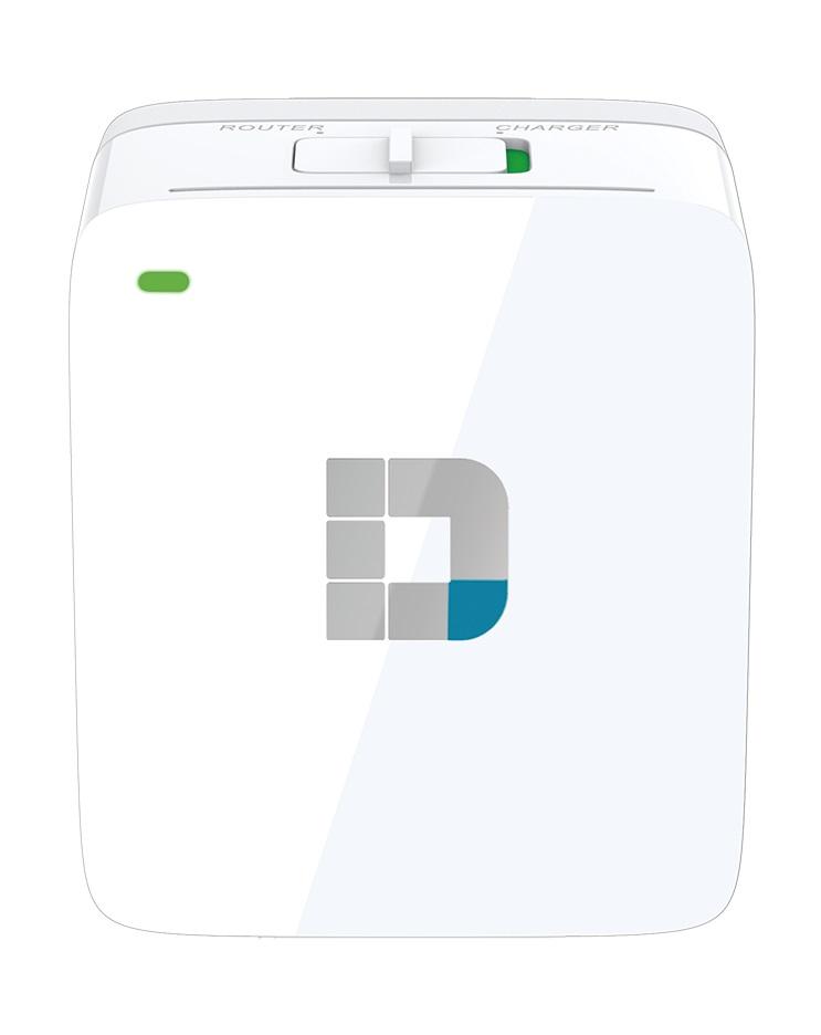 Router Wireless D-link Dir-518l Ac600 Mobile Cloud Companion Dual Band Usb