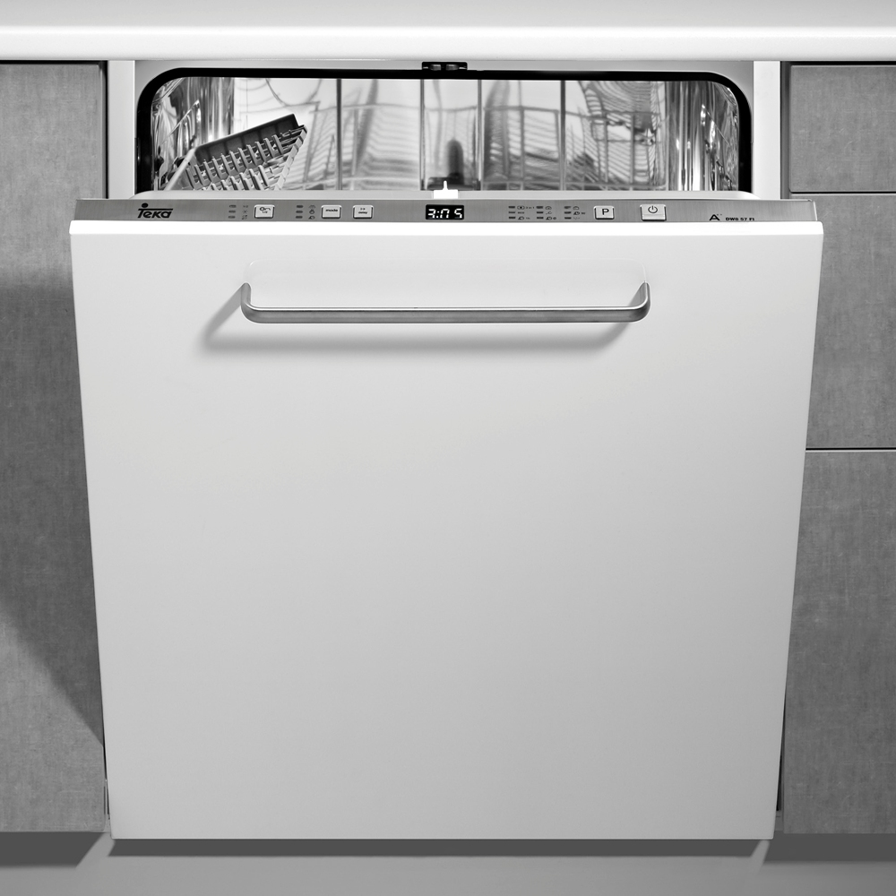 Masina de spalat vase incorporabila Teka DW8 57 FI, 13 seturi, 9 programe, Aquastop, clasa A++
