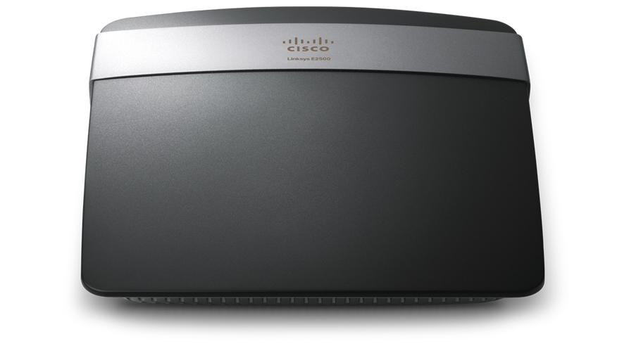 Router Wireless Linksys E2500  Cisco Connect Software  Optimized For Enterntaiment