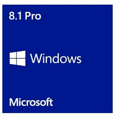 Microsoft Windows Pro Ggk 8.1 Dsp Ort Oei Dvd X64 Engleza