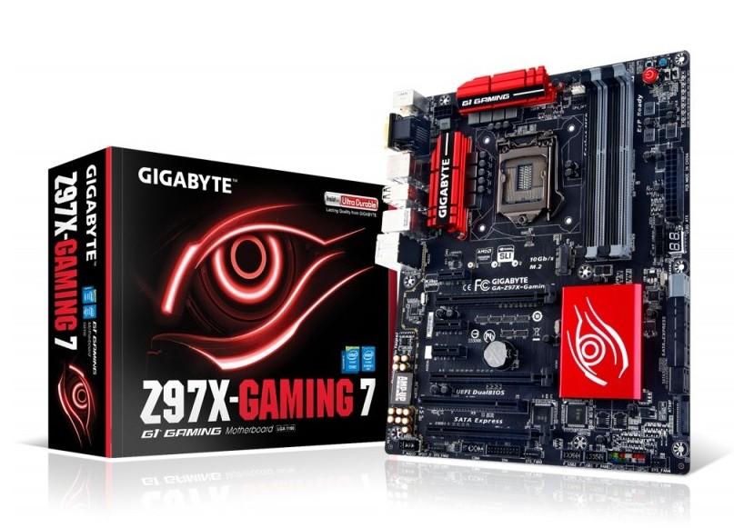 Placa De Baza Gigabyte Z97x-gaming 7 Intel Z97 Skt 1150 Atx