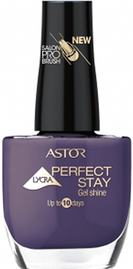 Lac De Unghii Astor Lycra Perfect Stay Gel Shine 507 So Coal