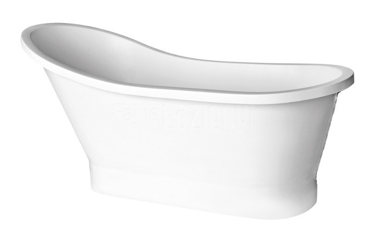Cada ovala de mijloc Besco Gloria 160x68 cm
