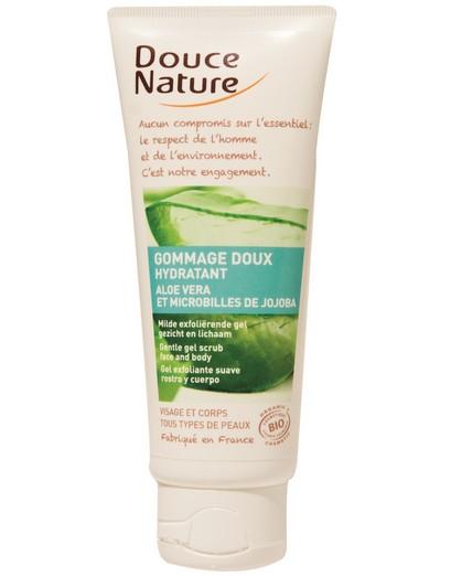 Gomaj Delicat Hidratant Doucenature Cu Aloe Vera Eco 75ml