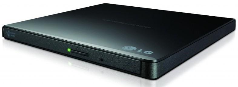 DVD-RW extern LG GP57EB40 Negru Retail Slim