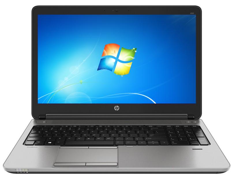 Laptop Hp Probook 650 G1 15.6hd  Intel Core I3-4000m Haswell  4gb  500gb  Windows 7 Pro / Windows 8 Pro