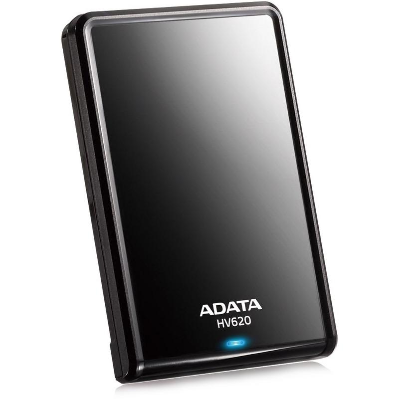 Hdd Extern Adata Dashdrive Hv620 1tb 2.5 Usb 3.0 Black