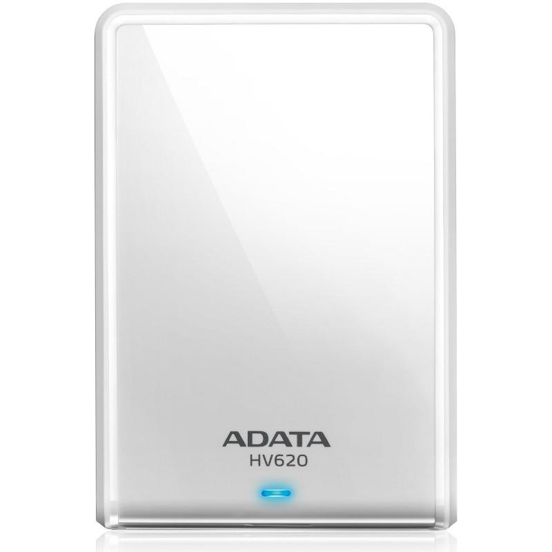 Hdd Extern Adata Dashdrive Value Hv620 1tb Usb3.0 2.5 White