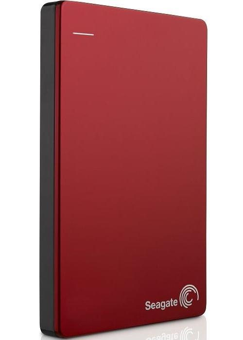 Hdd Extern Seagate Backup Plus 2tb 2.5 Usb3.0 Red