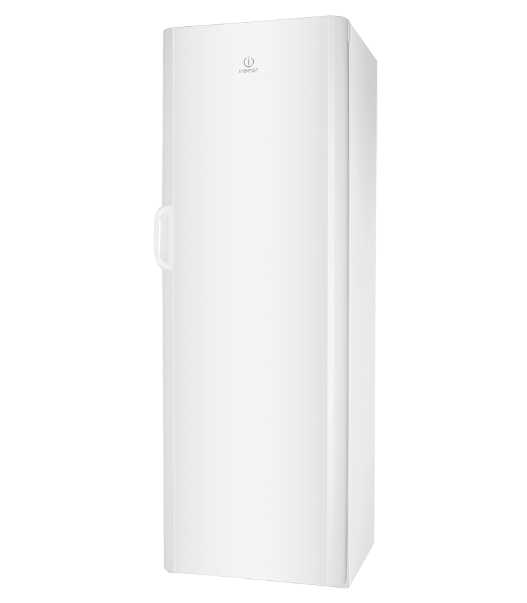 Congelator Indesit UIAA 12.1 235 litri, A+, Super Freeze, alb